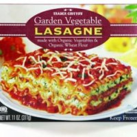 Brown Bag Lunch: Trader Joe's Garden Vegetable Lasagna