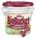 Thirsty Thursday: Big Bucket Mojito